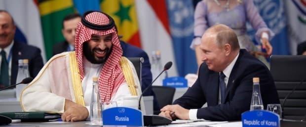 روسيا _ السعودية_ نفط