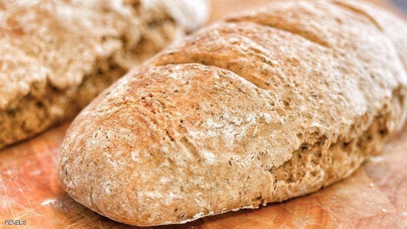 خبز كامل