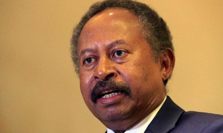 رئيس الوزراء السوداني حمدوك